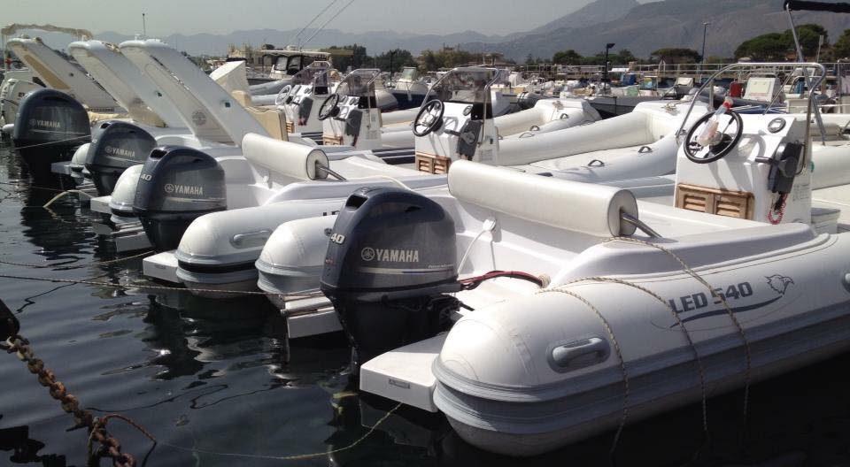 Contact us - Boat Service Mondello - Noleggio Gommoni Palermo