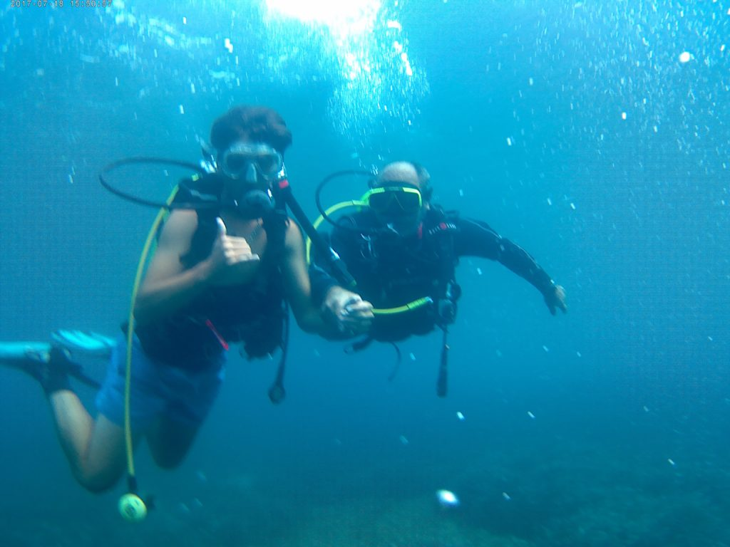 Battesimi del Mare con Rosa dei Venti Diving Center